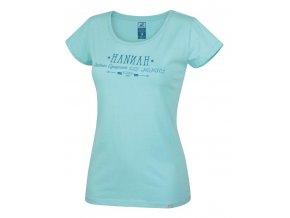 Hannah Gullieta  Aruba blue