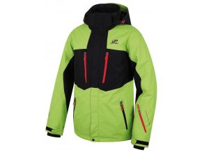Hannah Bleed  Lime green/anthracite