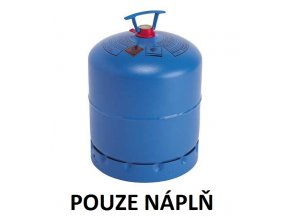 Plynová náplň lahve 907 (2,75 kg butanu)