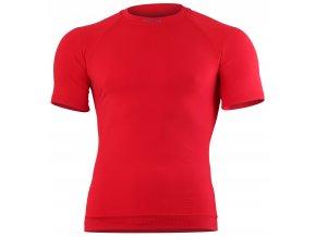 THOK 3636 červené termo bezešvé triko