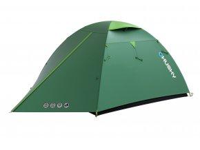 Husky Stan Outdoor Bird 3 plus zelená  stan + čelovka LED 80lm