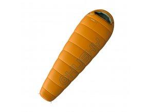 Husky Spacák řady Mikro  Mini 0°C oranžová