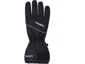 Husky dámské rukavice   Event L černá