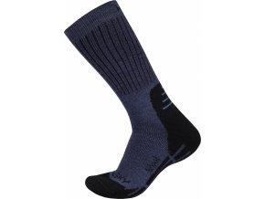 Husky Ponožky   All Wool modrá  ponožky