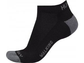 Husky Ponožky   Walking černá