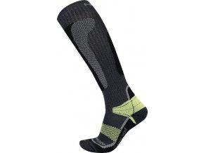 Husky Ponožky   Snow Wool zelená  ponožky