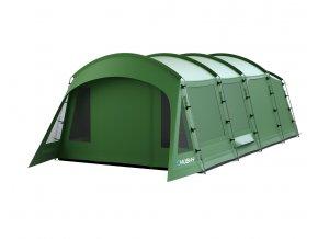 Husky Stan Caravan   Caravan 22 zelená