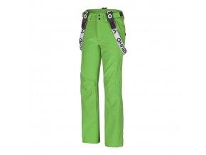 Husky Pánské lyžařské kalhoty  Galti M zelená