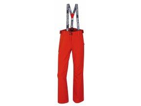 Husky Dámské lyžařské kalhoty  Galti L červená