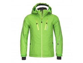 Husky Dětská lyžařská bunda   Lona zelená