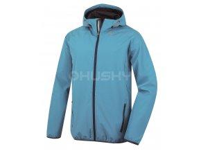 Husky Pánská softshell bunda   Sally M modrá