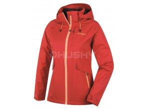 Husky Dámská outdoor bunda   Lasty L červená