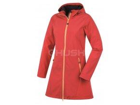 Husky Dámský softshellový kabátek   Sara červená