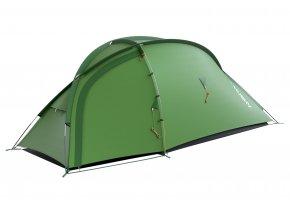 Husky Stan Extreme Lite   Bronder 4 zelená  stan + čelovka LED 80lm