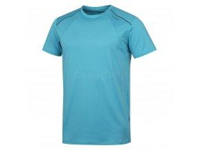 Husky Pánské triko   Telly M modrá/tm.šedá