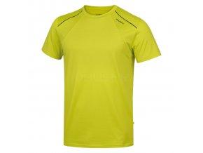 Husky Pánské triko   Telly M zelená/antracit