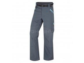 Husky Pánské softshell kalhoty   Pander M antracit