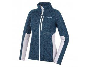 Husky Dámská fleecová bunda   Alan L modrá