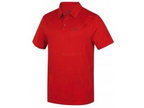 Husky Pánské triko   Teril M červená