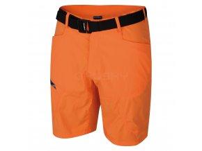 Husky Pánské šortky   Kimbi M oranžová