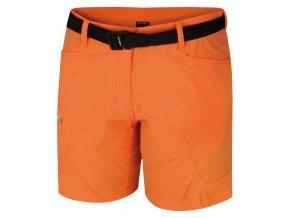 Husky Dámské šortky   Kimbi L oranžová