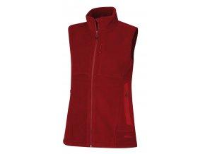 Husky Dámská outdoor vesta Brofer L červená