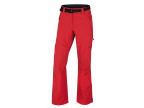 Husky Dámské outdoor kalhoty   Kresi L červená