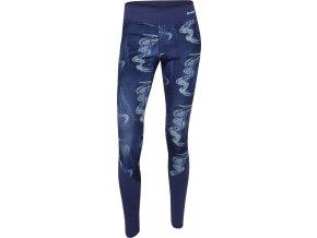 Husky Dámské termo kalhoty - podzim, zima  Active winter pants L modrá