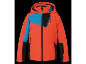 Husky Dětská ski bunda   Zawi Kids oranžová