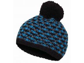 Husky Dámská čepice   Cap 9 Černá/modrá