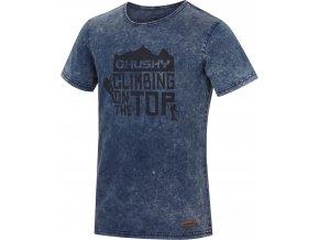 Husky Pánské triko   Teran M modrá