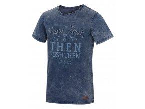 Husky Pánské triko   Tempu M modrá