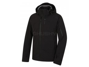 HUSKY  Pánská lyžařská bunda   Menau M černá