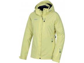 Husky Dámská lyžařská bunda   Gairi L sv. žlutá