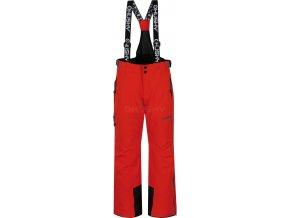 Husky Dětské lyžařské kalhoty  Zeus Kids oranžová