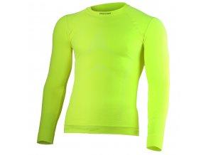 Lasting  THOR 1001  žlutá termo bezešvé triko