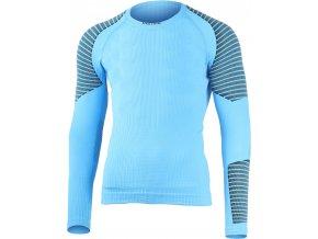 Lasting  RELAX  5090 modré termo bezešvé triko (Velikost 146-157)