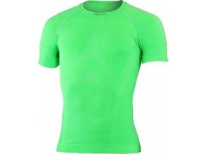 Lasting  THOK 6001 zelené termo bezešvé triko