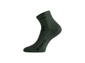 Lasting WKS 620 ponožky z merino vlny  ponožky