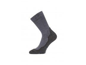 Lasting WHI 504 modré vlněné ponožky  ponožky