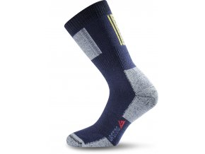 Lasting EXT 522 modré trekingové ponožky  ponožky