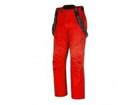 Husky Pánské lyžařské kalhoty  Meng červená