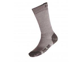 Husky Ponožky   Polar antracit