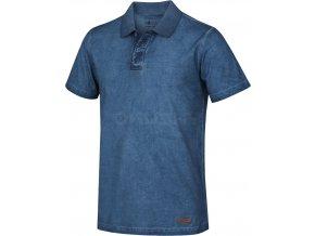 Husky Pánské triko   Taron M modrá
