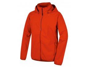 Husky Pánská softshell bunda   Sally M červená