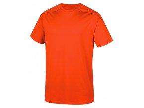 Husky Pánské triko   Taury M sv. červená