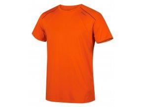 Husky Pánské triko   Telly M oranžová