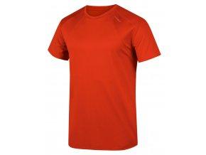 Husky Pánské triko   Telly M tm. červená
