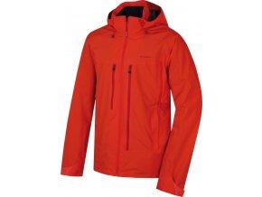 Husky Pánská outdoor bunda   Nally M sv. červená