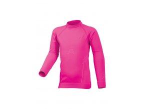 Lasting DARIO 3401 růžové Termo bezešvé triko